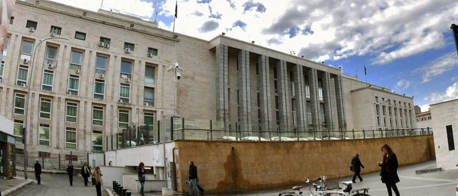 Palazzo di Giustizia: Tribunale di Palermo
