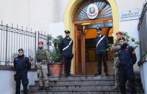 estorsione aggravata i carabinieri arrestano a palermo antonino graviano