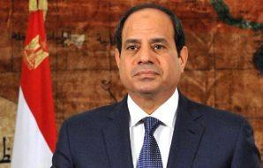 Il presidente egiziano Al Sisi