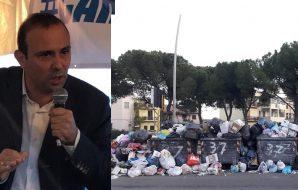 """Caos rifiuti a Palermo, Dalì (FI): """"Le opposizioni si dimettano. Situazione da terzo mondo"""""""