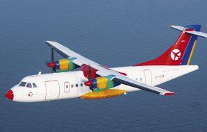 Gli aerei Dat a Pantelleria