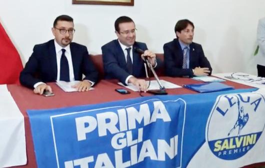Palermo, la lega inaugura la prima scuola di formazione politica in sicilia