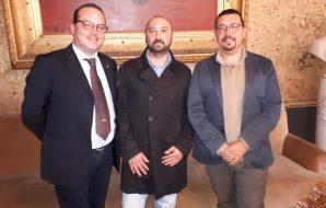 Luca Seminerio, Mario Canale, Igor Gelarda