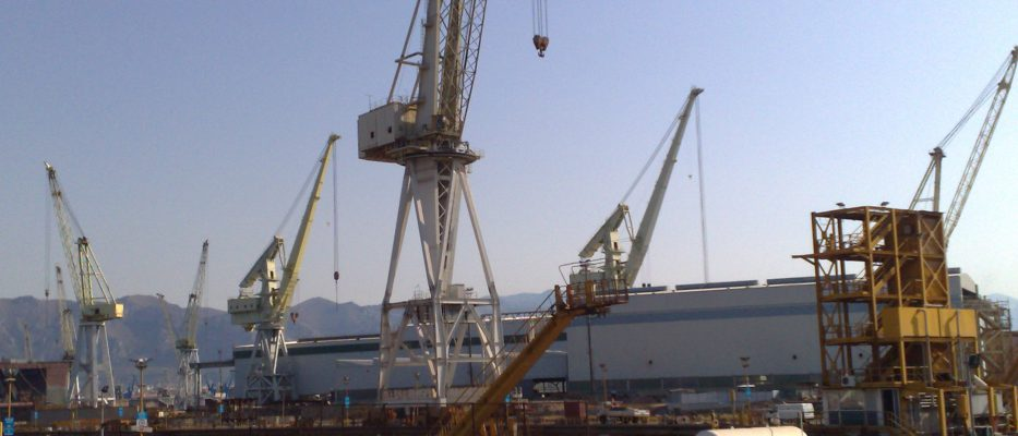commesse cantiere navale