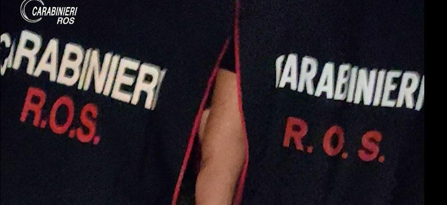 carabinieri ros operazione antiterrorismo 15 fermi