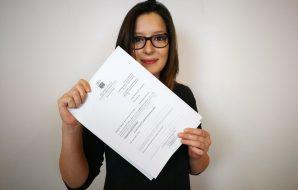 La deputata Ars Elena Pagana
