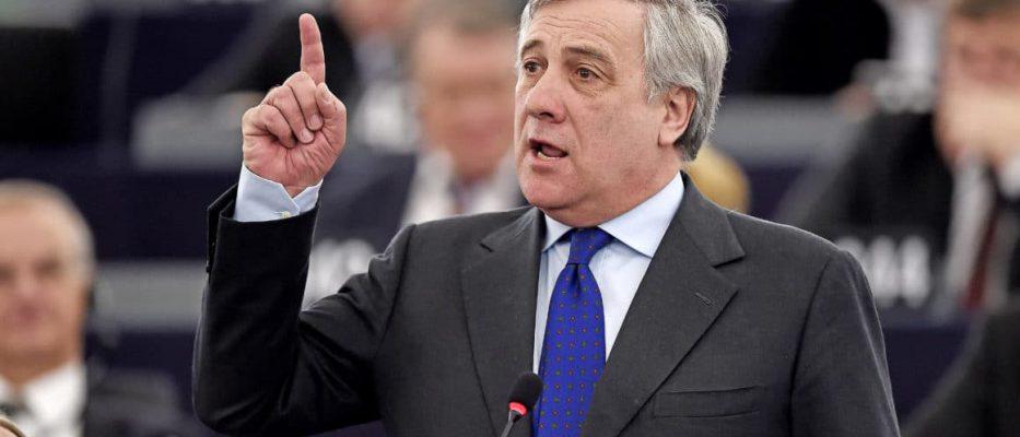 Antonio Tajani presenta il piano per il sud