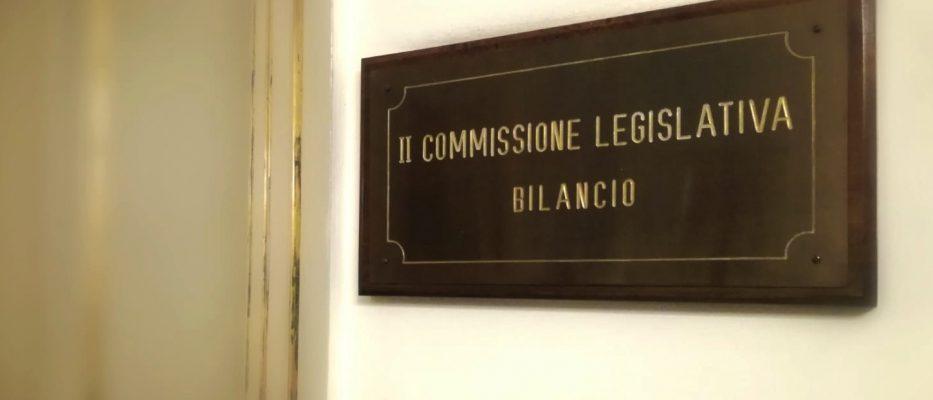 centro direzionale in commissione bilancio