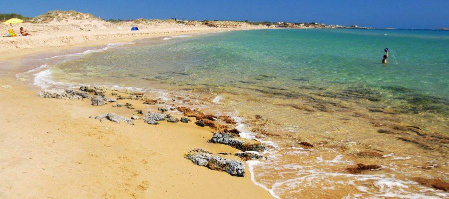 lavori spiaggia scalo mandrie