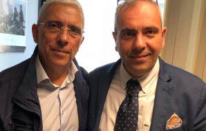 Alfonso Farruggia e Raffaele Del Giudice