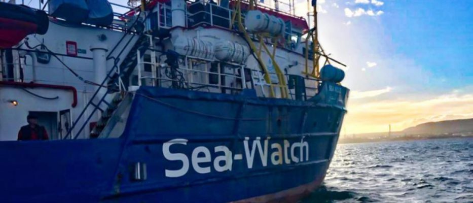 sea watch salvini vuole la distribuzione dei migranti in europa