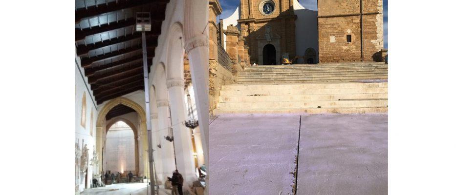 partono lavori per riapertura cattedrale agrigento