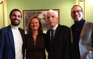 forza italia riunione del gruppo palermo