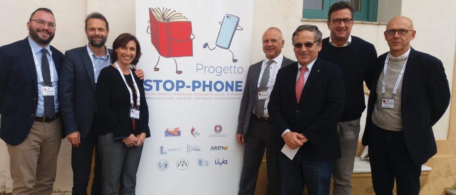 stop phone