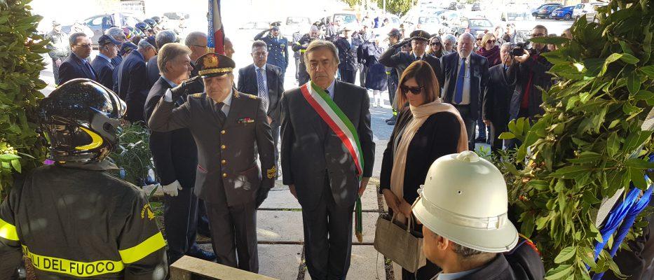 """Palermo, anniversario del crollo di via Pagano. Orlando: """"Occasione di dolore e gratitudine"""""""