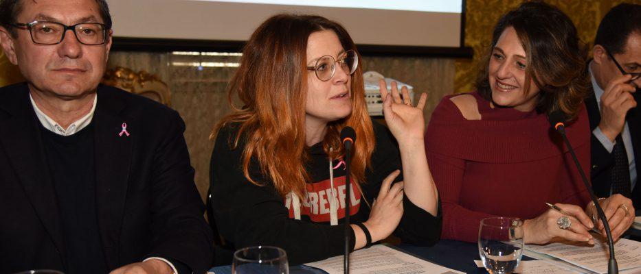 Livio Blasi, Noemi e Monica Adorno