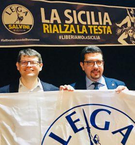 """Palermo, nascono il circolo della Lega e i dipartimenti. Gelarda: """"Liberiamo la Sicilia"""""""