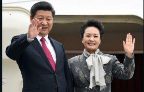 Peng Liyuan e Xi Jinping