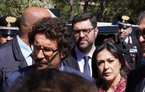Toninelli, De Luca, Zafarana