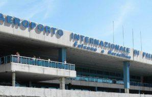 Aeroporto di Punta Raisi, nel 2019 è aumentato dell'8% il numero dei passeggeri