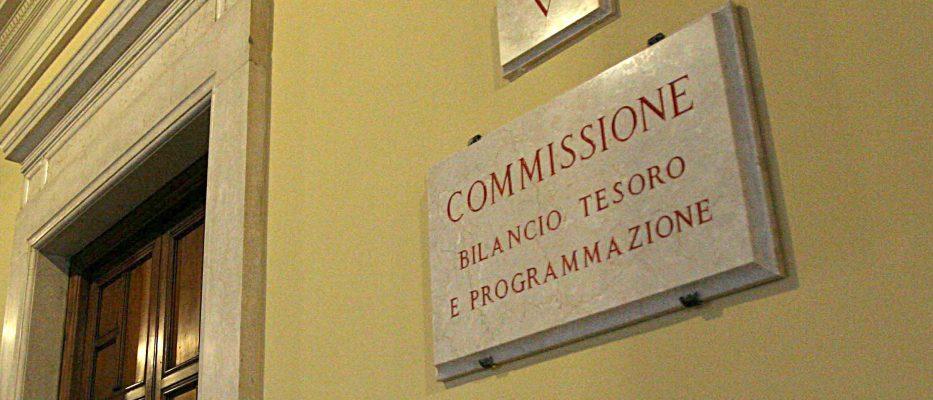 commissione bilancio camera pdl ex procince