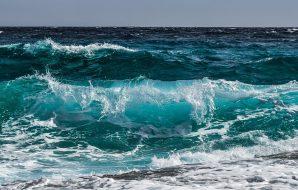 mare mosso - vento forte