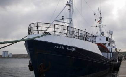 alan kurdi rispetta ordini è vicina a lampedusa ma non in acque territoriali