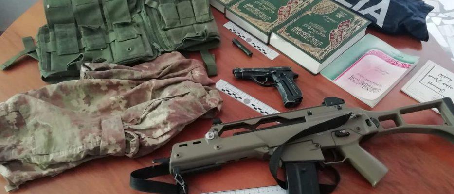 addestrati al terrorismo arrestati un palermitano e un marocchino