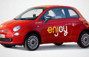 enjoy lascia catania troppi furti il servizio di car sharing all'amt