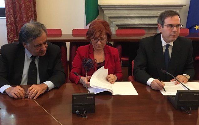 gesap prefettura firmatio nuovo protocollo legalita