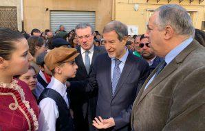 intitolazione scuola a Villafrati