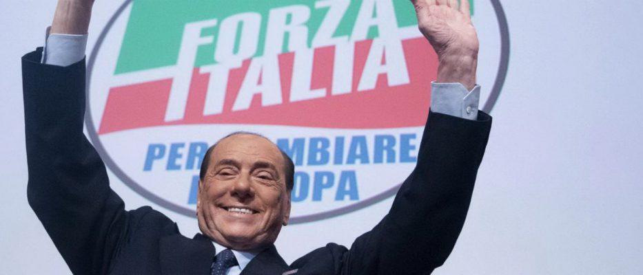 forza italia seniores è importante votare berlusconi alle europee