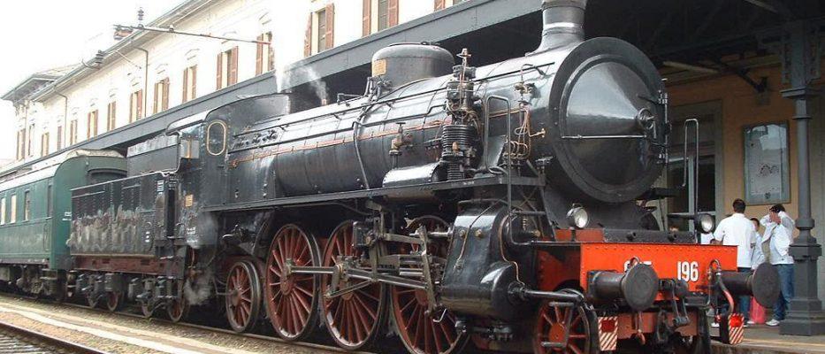 treno d'epoca
