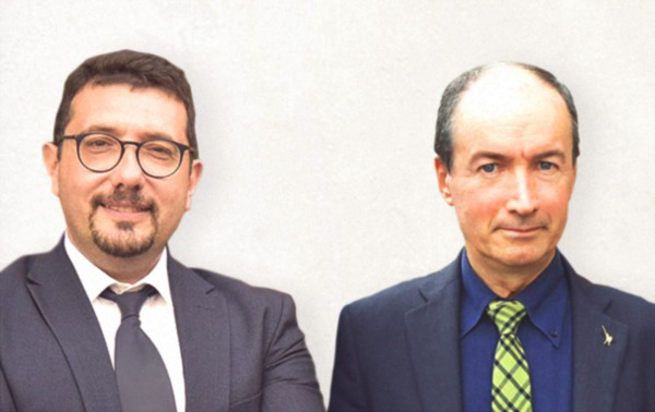 Igor Gelarda e Mario Pittoni