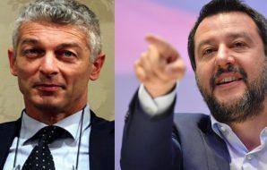 Morra - Salvini