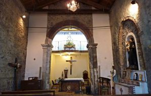 Chiesa delle Preci a Limina.