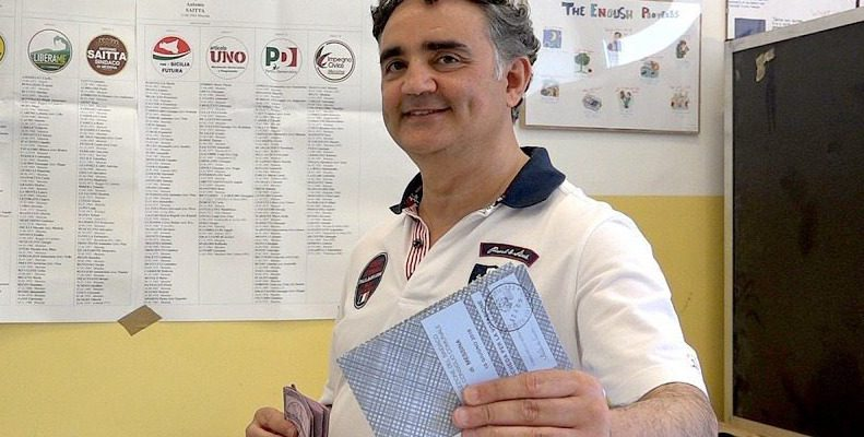 forza italia pippo trischitta nominato commissario provinciale messina