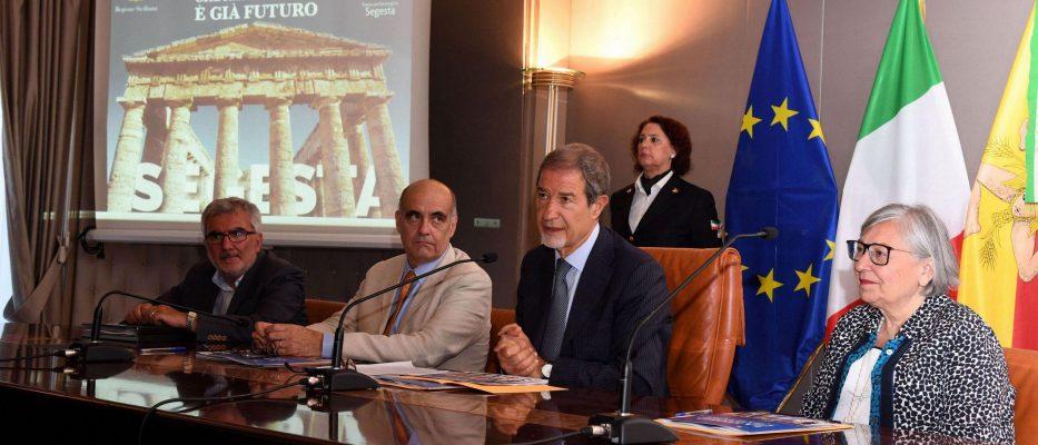 Parco Archeologico di Segesta, Musumeci presenta le attività per il rilancio